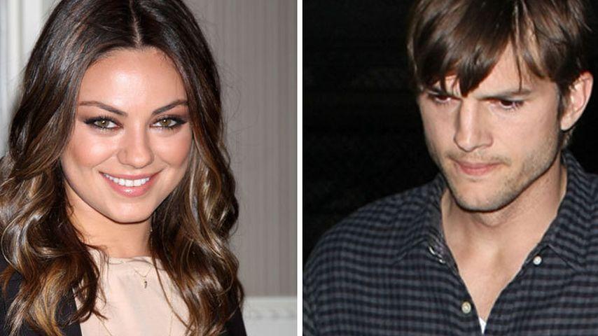 Ashton Kutcher & Mila Kunis: Liebesurlaub auf Bali