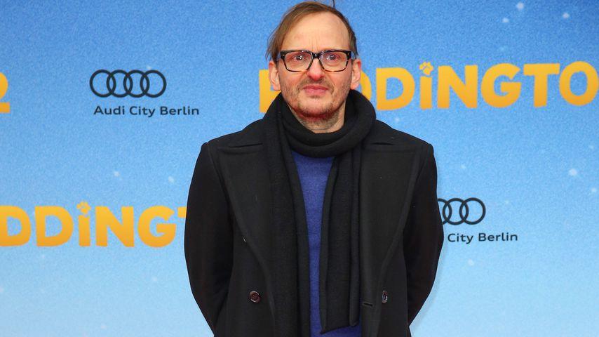 Schauspieler Milan Peschel