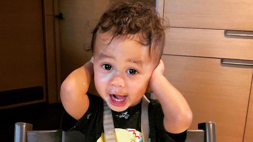 Miles, Sohn von John Legend und Chrissy Teigen