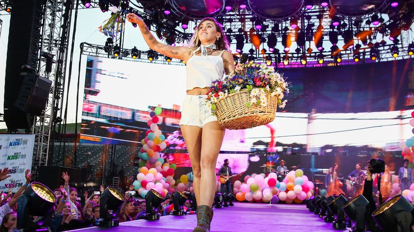 Miley Cyrus bei KIIS FM's 2017 Wango Tango