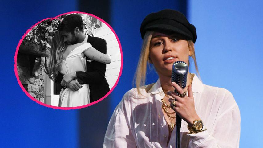 So viel musste Miley für ihr Traum-Hochzeitskleid zahlen!