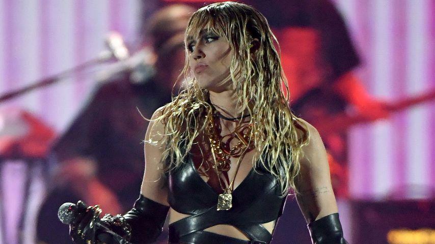 Während Miley Cyrus' Konzert: Stalker-Fan wurde verhaftet