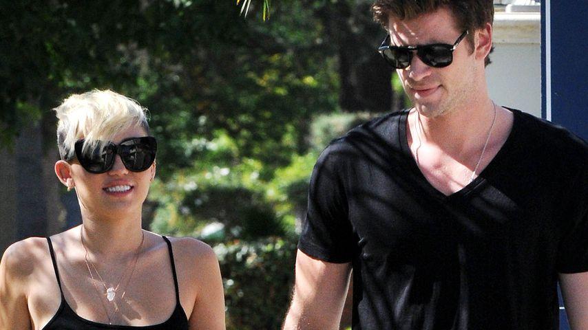 Miley Cyrus & Liam wollen immer noch heiraten!