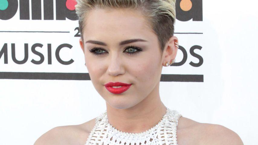 """Miley Cyrus: """"Ich trage einen Ring, also..."""""""