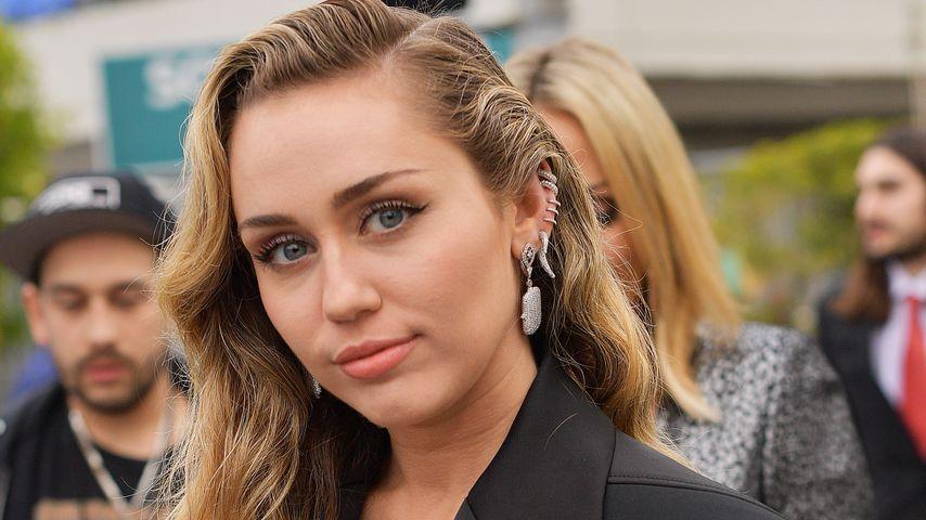 Miley Cyrus im Februar 2019 in Los Angeles