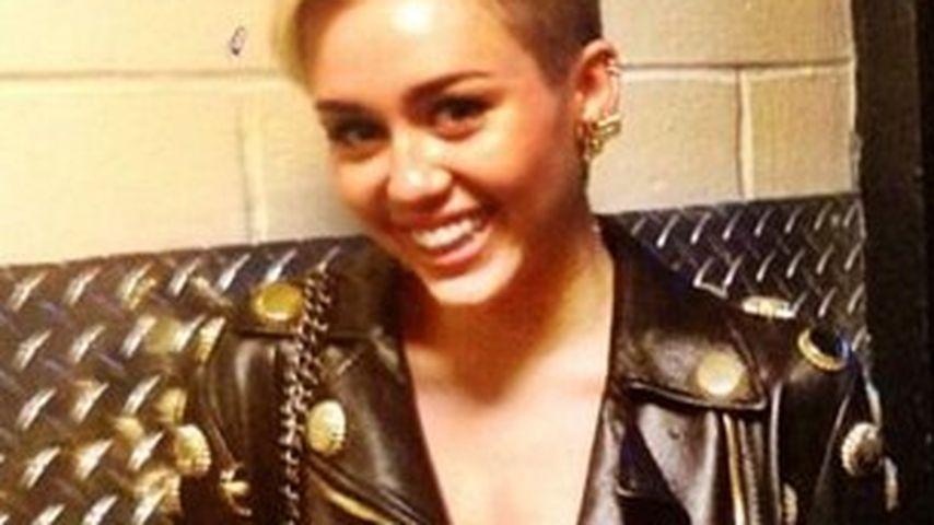 Enge Freunde: Kanye West ist Mileys bester Kumpel!