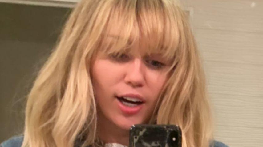 Throwback-Look: Miley Cyrus macht wieder auf Hannah Montana
