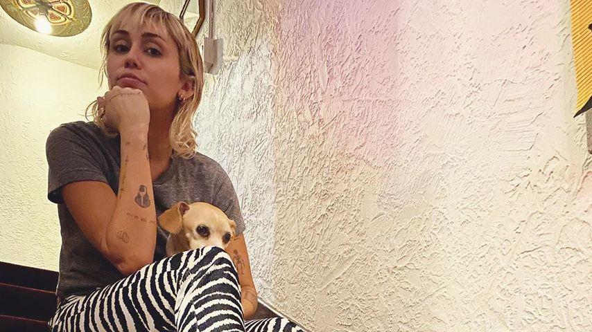 Miley Cyrus erstes Mal war Dreier mit zwei Freundinnen