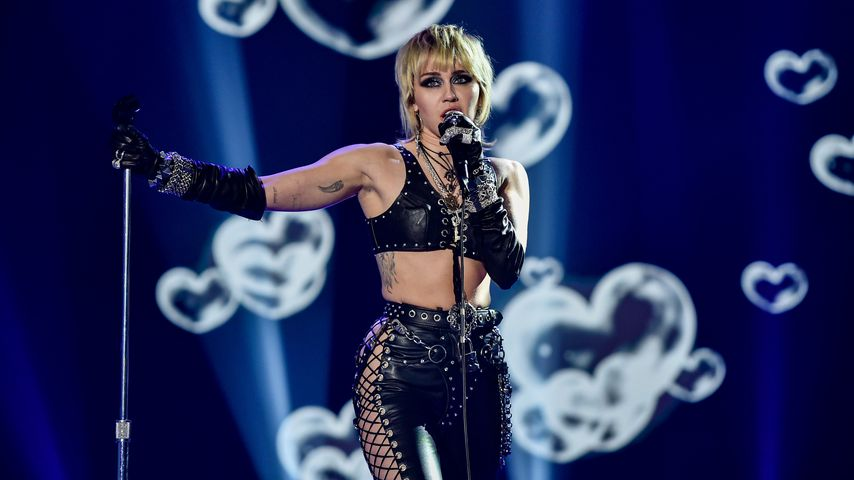 Miley Cyrus im Dezember 2020