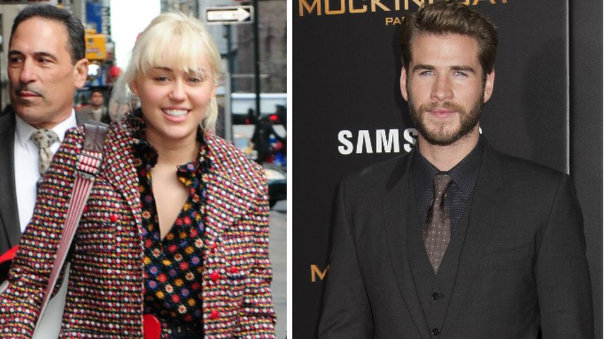 Miley Cyrus & Liam beim Date: Endlich 1. Paparazzi-Fotos