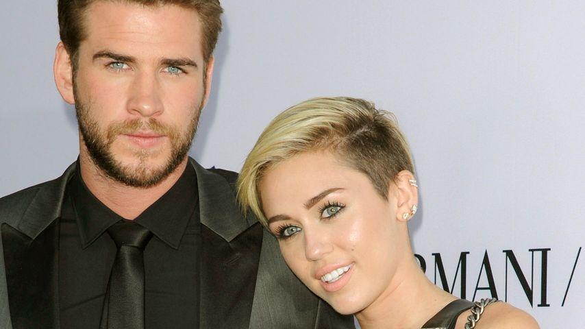 Also doch? Heiratet Miley Cyrus jetzt ihren Liam?