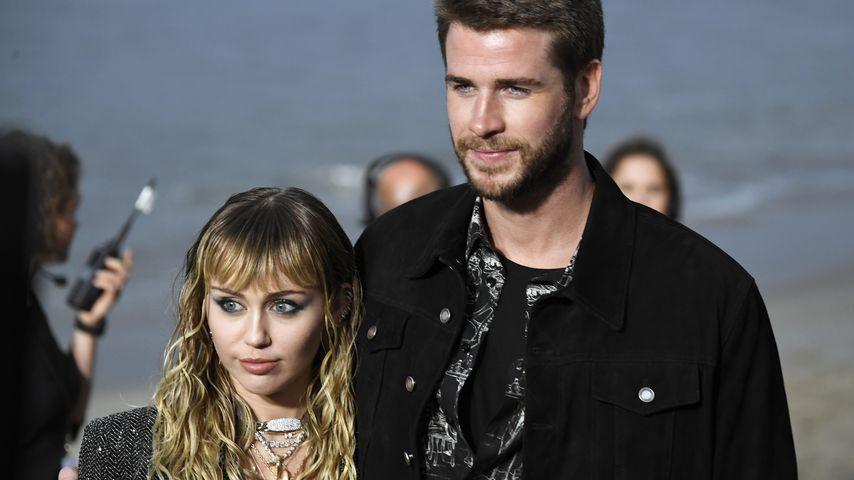 Miley Cyrus und Liam sollten bis Halloween geschieden sein!