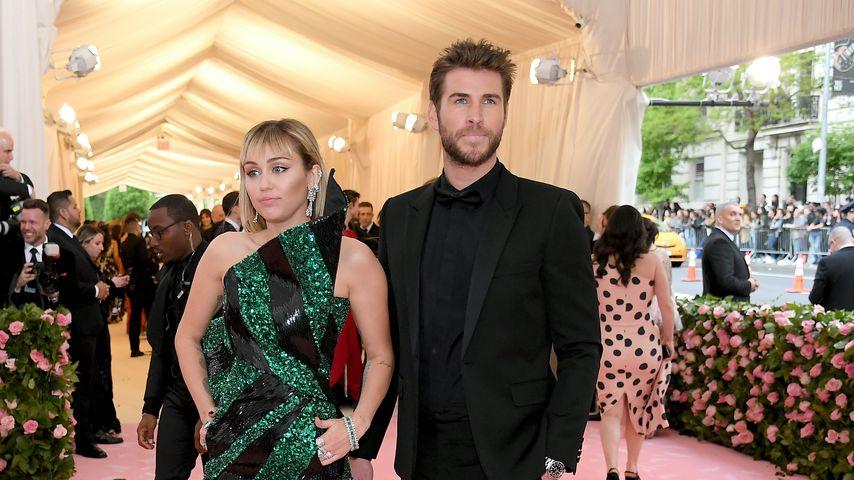 Vor Trennung dachte Liam, er bleibt für immer Mileys Mann
