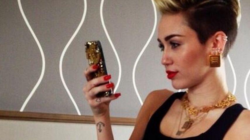 Schock-Bilder: Ist Miley Cyrus magersüchtig?