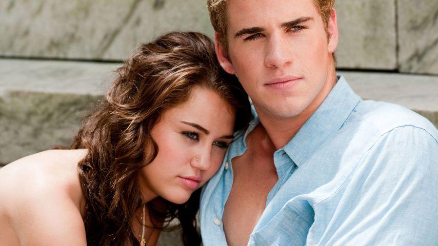 """Miley Cyrus und Liam Hemsworth in """"Mit dir an meiner Seite"""""""