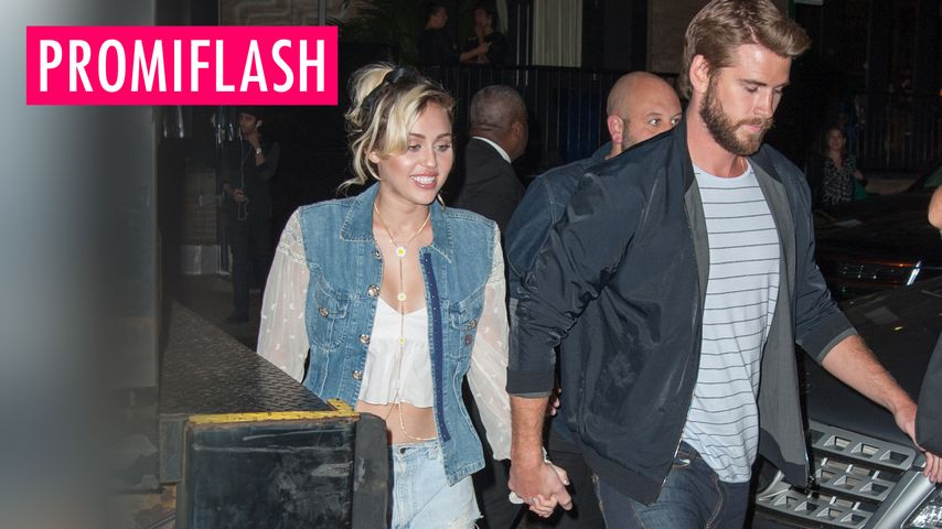 Miley & Chris
