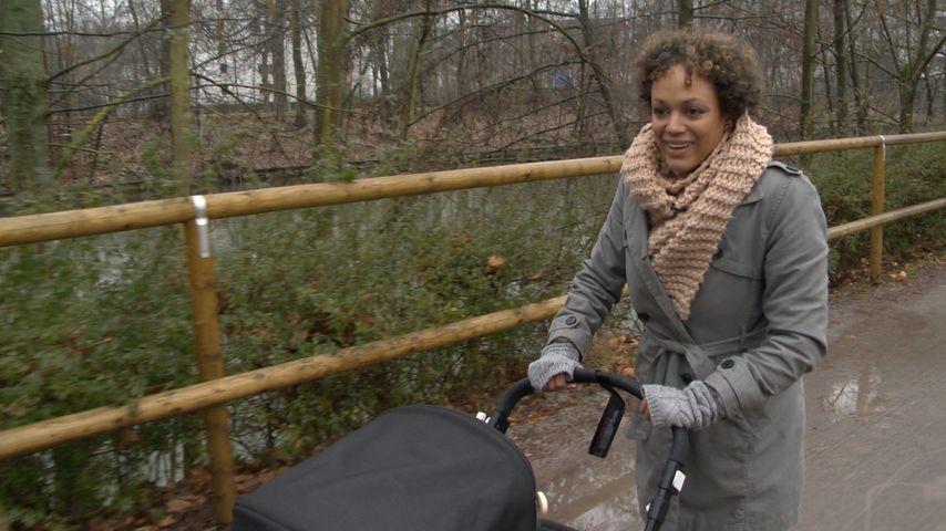 Milka Loff Fernandes: So purzeln ihre Baby-Pfunde