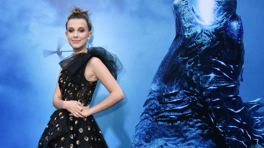 """Millie Bobby Brown bei der """"Godzilla: King of the Monsters""""-Premiere"""