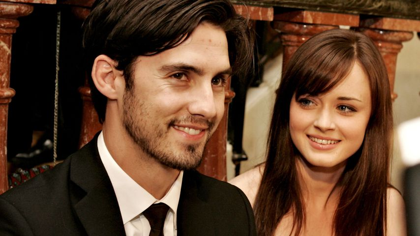 "Milo Ventimiglia & Alexis Bledel 2006 beim ""Saks Fifth Avenue's Unforgettable Evening""-Event in L.A."