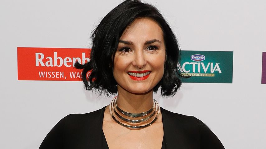 "Mimi Fiedler beim ""Goldene Film der Frau""-Award in Hamburg"