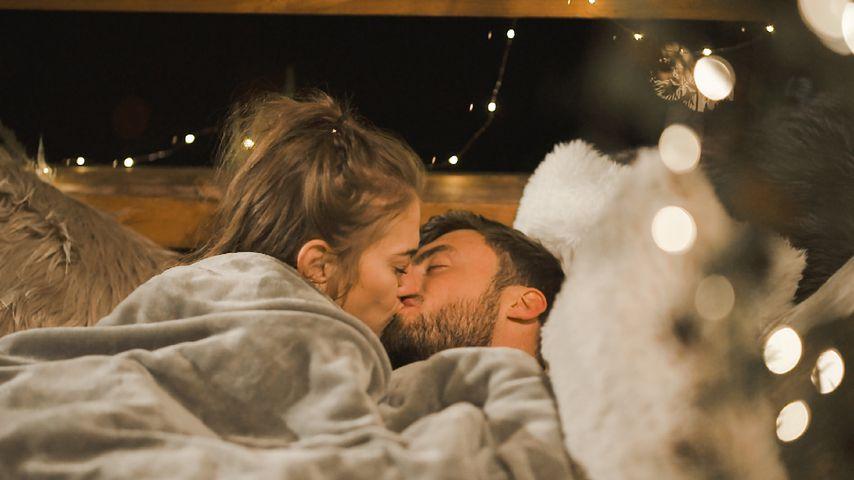 Mimi und Niko bei einem Bachelor-Date