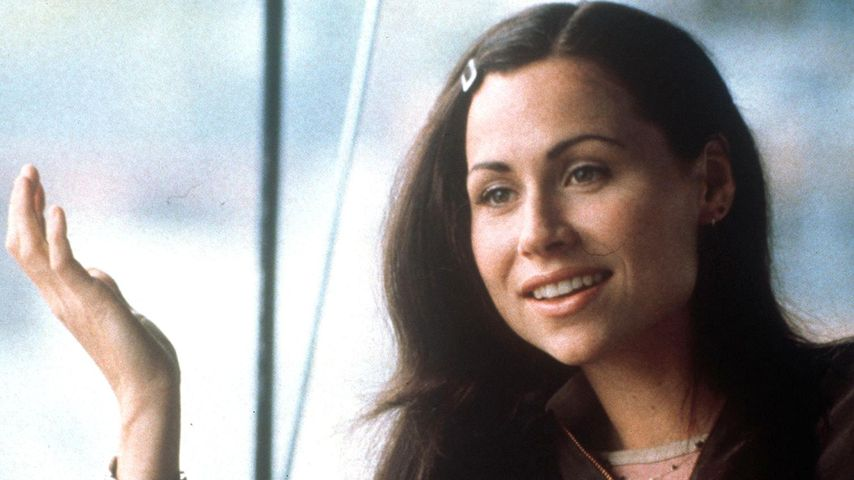 "Minnie Driver in ""Good Will Hunting"""
