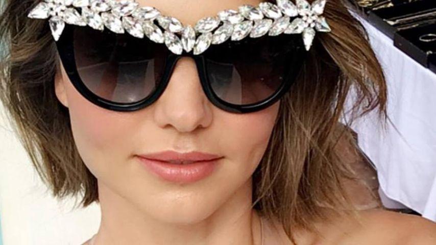 Sommer-It-Piece: Miranda Kerr setzt auf Bling-Bling!