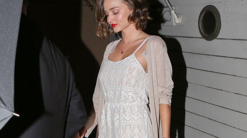 "Miranda Kerr beim Verlassen der ""Sore Bar"" in L.A."