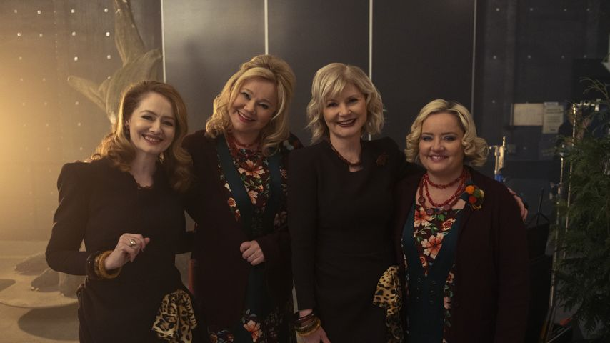 Miranda Otto, Caroline Rhea, Beth Broderick und Lucy Davis