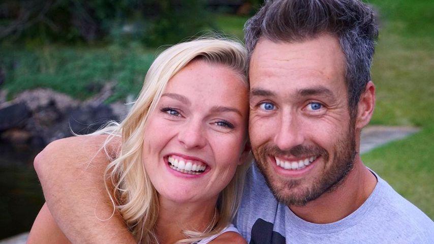 Miriam Höller und ihr Ex-Freund Nate