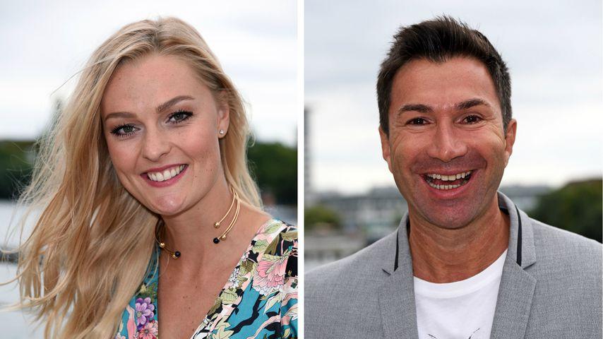 """""""Hübsches Kerlchen"""": TV-Flirt bei Miriam Höller & Lucas"""