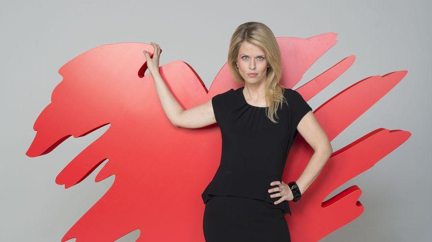 """Miriam Lahnstein beim Photocall für """"Verbotene Liebe"""""""