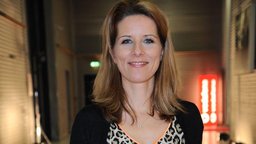 Überglücklich: Miriam Lange bekommt ihr zweites Kind!