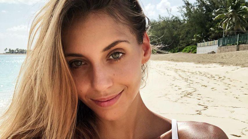 Mirjana Zuber auf den Bahamas