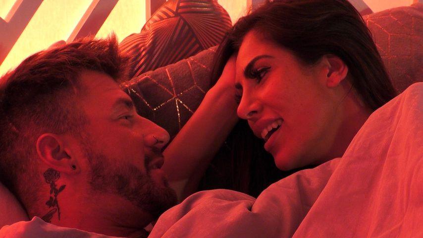 """Mischa und Ricarda in der neunten """"Love Island""""-Folge"""