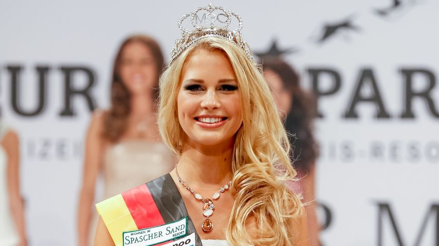 "Mathe-Studentin Caroline ist ""Miss Germany 2013"""