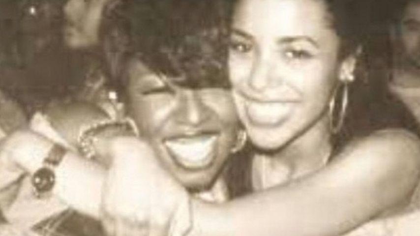 Am 17. Todestag: Missy Elliott gedenkt Sängerin Aaliyah
