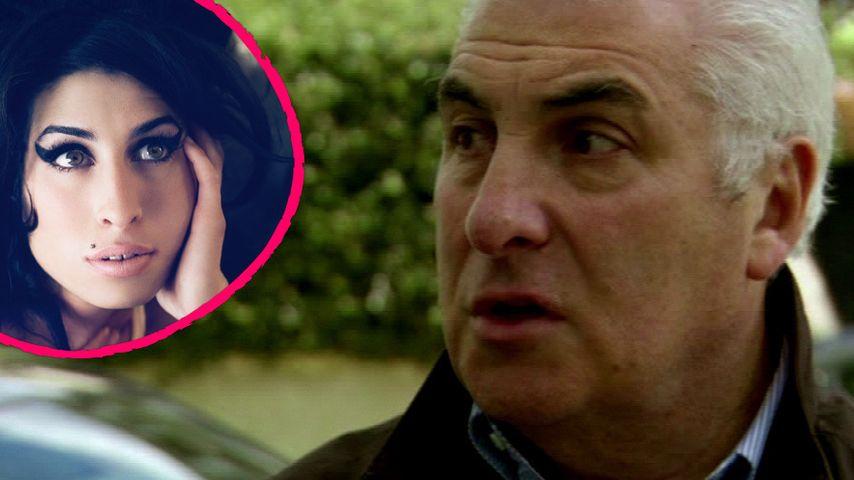 Mitch Winehouse: Rasend vor Wut wegen Ermittlungen