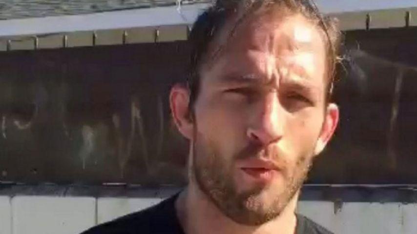MMA-Kämpfer Marcus Kowal