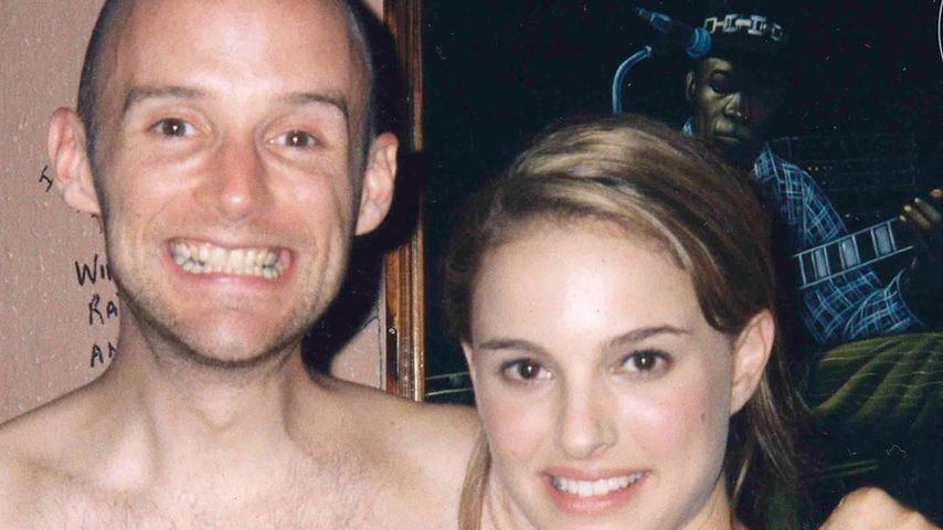 Moby und Natalie Portman 1999