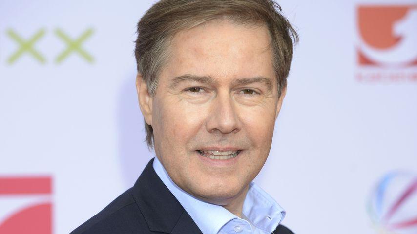 Moderator Ulrich Meyer