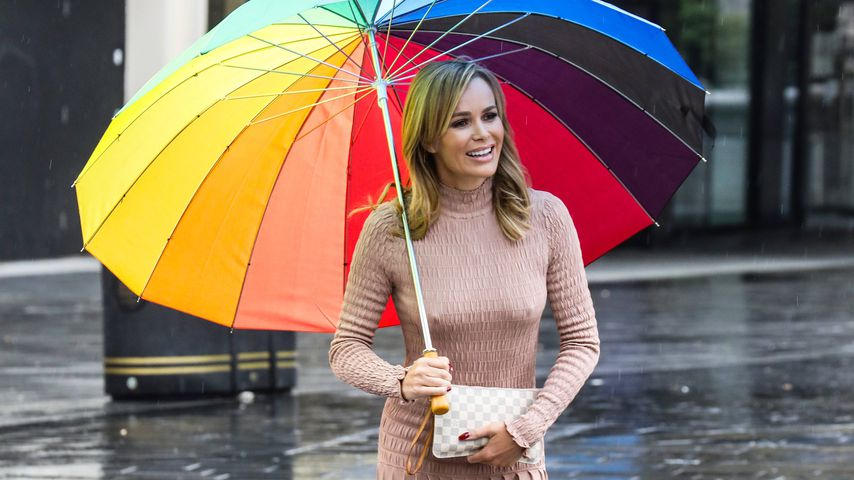 Ist Amanda Holdens Nippelalarm etwa voll einkalkuliert?