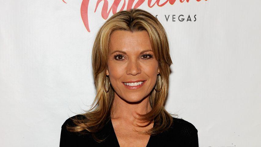 Moderatorin Vanna White bei einem Event in Las Vegas