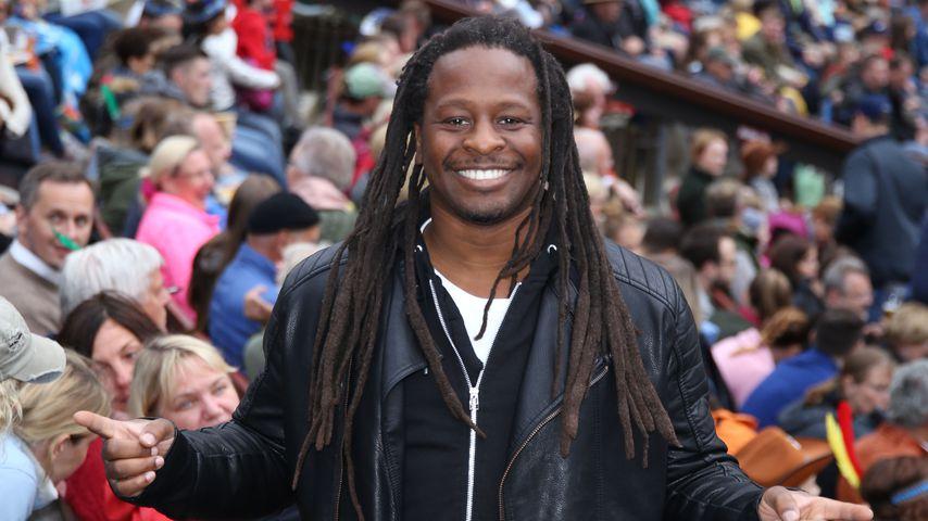 Mola Adebisi bei den Karl-May-Festspielen 2017 in Bad Segeberg