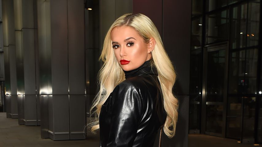 Influencerin Molly-Mae Hague bei einer Launch-Party in London