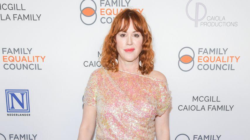 Molly Ringwald im Mai 2019 in New York City