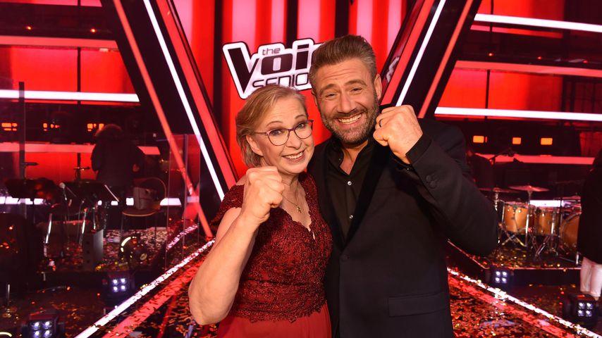 "So stolz ist Sasha auf ""The Voice Senior""-Gewinnerin Monika"