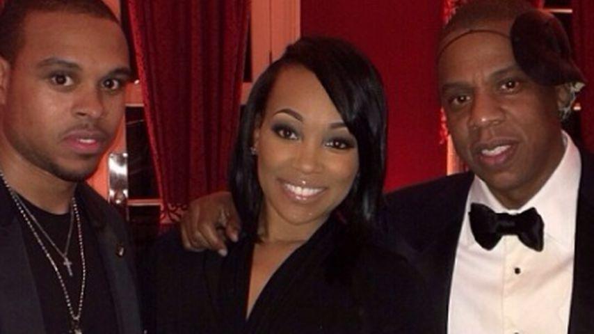 Jay-Z und Monica