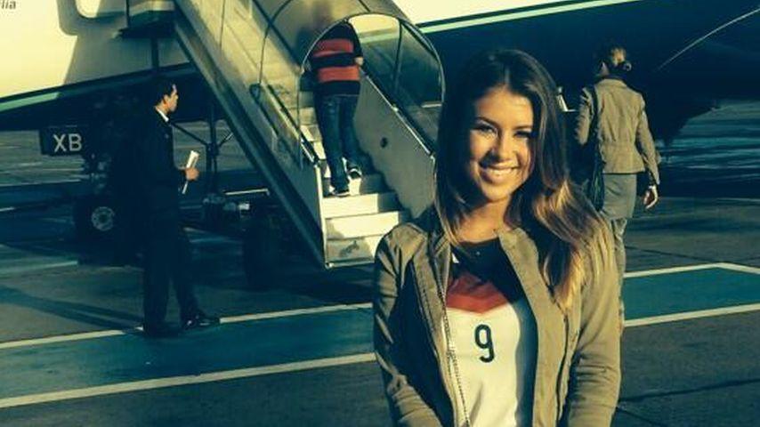 Schürrle-Freundin Montana genießt Jet Set-Leben