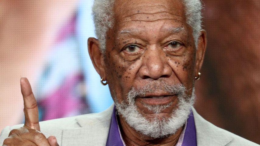 Morgan Freeman, Schauspieler